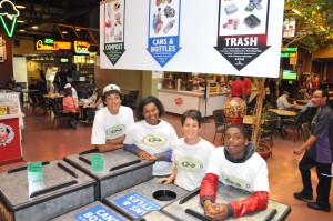Emeryville Public Market: Youth-Led Program Doubles Compostables