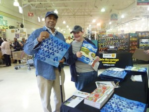 City partners with Clean Water Program for Bag Give Away at Pak 'N Save