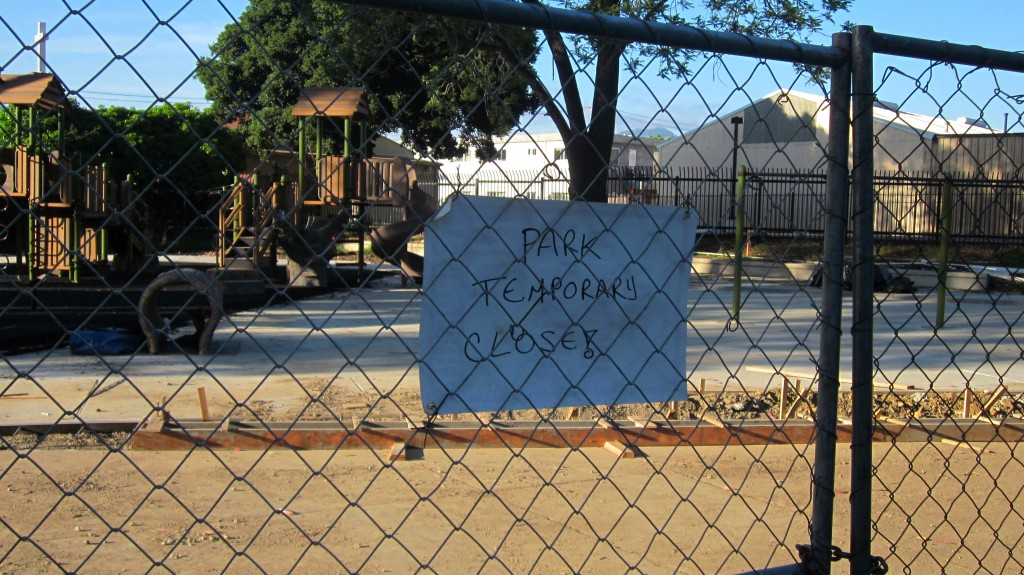 Letter(s) to the Editor: The Degreening of Temescal Creek Park